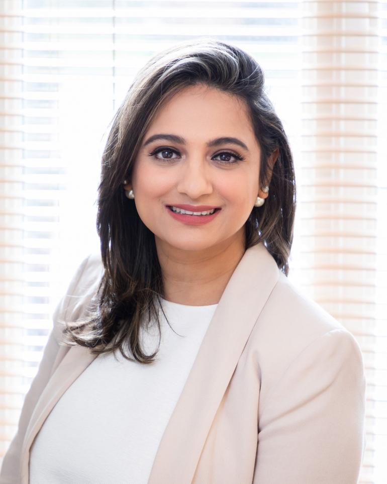 Dr Alia Ahmed